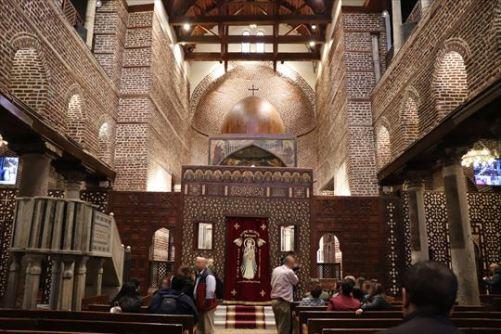 聖セルジウス教会(アブ・サルガ)