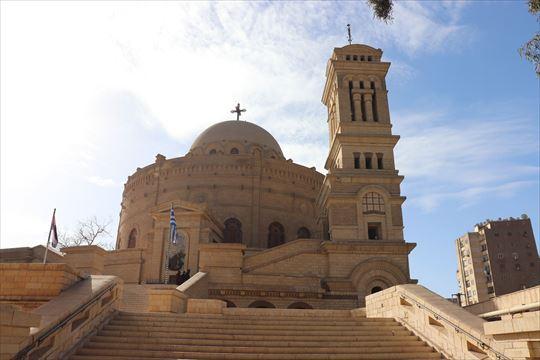 聖ゲオルギウス教会(マリ・ギルギス)