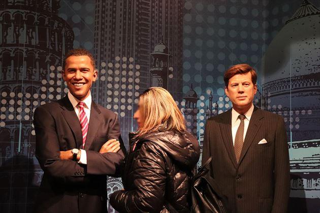ケネディ大統領とオバマ大統領と