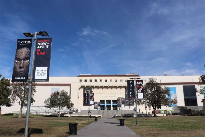 ロサンゼルス自然史博物館