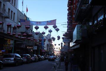 かなり大きな中華街