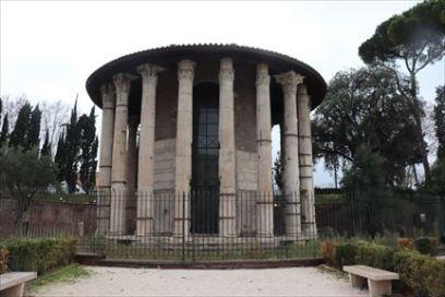 ヴェスタ神殿