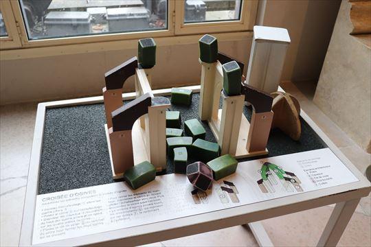 建築構造的なことが簡単なモデルで学べます