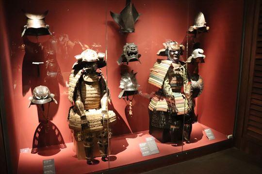 こういう展示を見て日本へ親近感を持っていただけると良いのですが