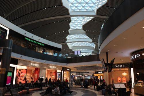 天井のデザインがいいです