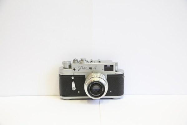 Фотоаппарат «Зоркий-4»