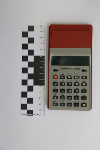 Калькулятор Электроника МК66