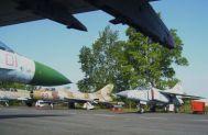 экспозиция авиационной техники1