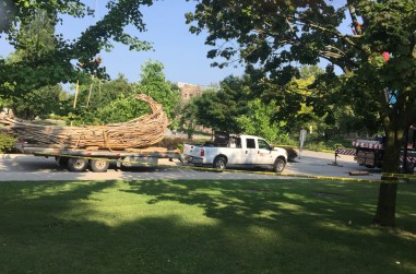 Ernest Daetwyler, The Boat Project/everythingwillbefine at McMaster Museum of Art