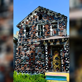 COMMUNITY CONVERSATIONS: Connecting the Dots: The Heidelberg Project and the Power of Art