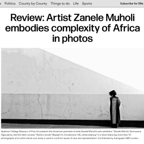 AJC Review: Artist Zanele Muholi embodies complexity of Africa in photos