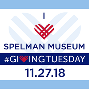 $2018 on #GivingTuesday 2018
