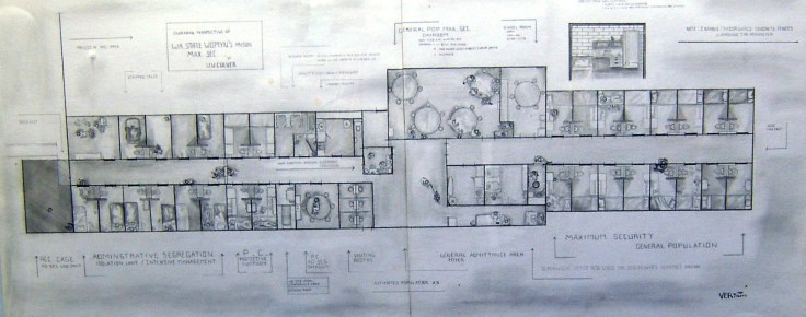 MAXIMUM SECURITY FLOORPLAN