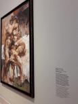 """Lovers"" - Willi Sitte, 1967 - Barberini Museum"