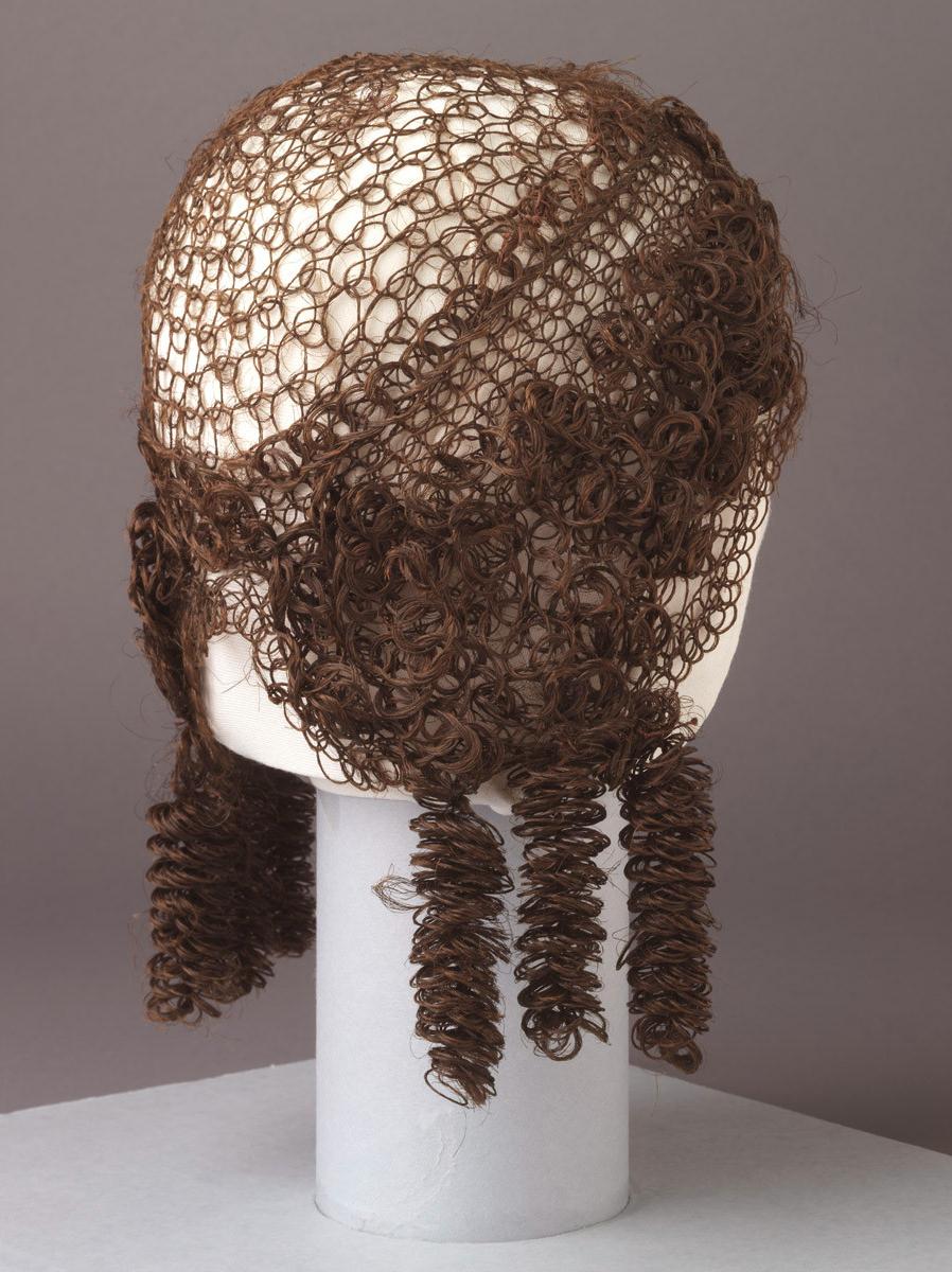 Hair Apparent False Hair Caps and the Mysterious World of