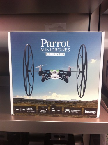 Parrot_Rolling Spider