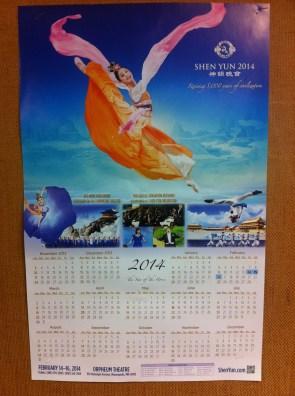 Propaganda Calendar