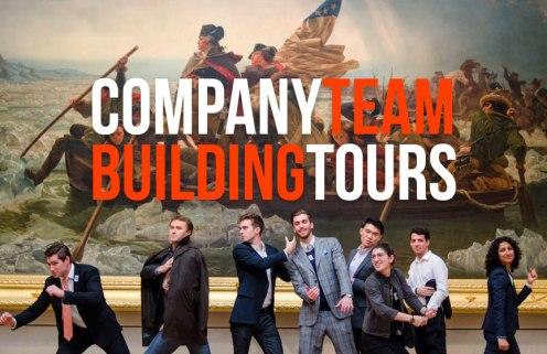 Company Team Building Tours