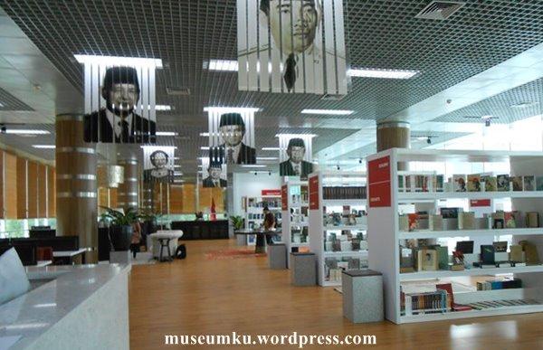 Museum Kepresidenan Balai Kirti  Museum untuk Persatuan