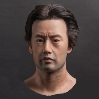 Male silicone head MSH870