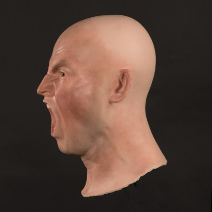 MSH833 Male silicone head - side view