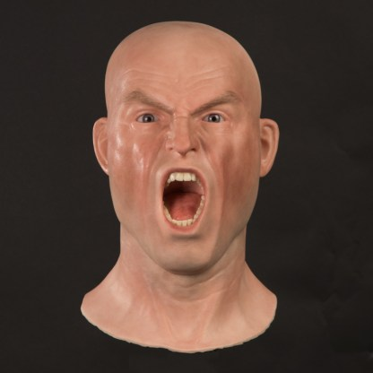 MSH833 Male silicone head - front view