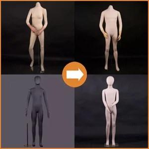 Flexible figures