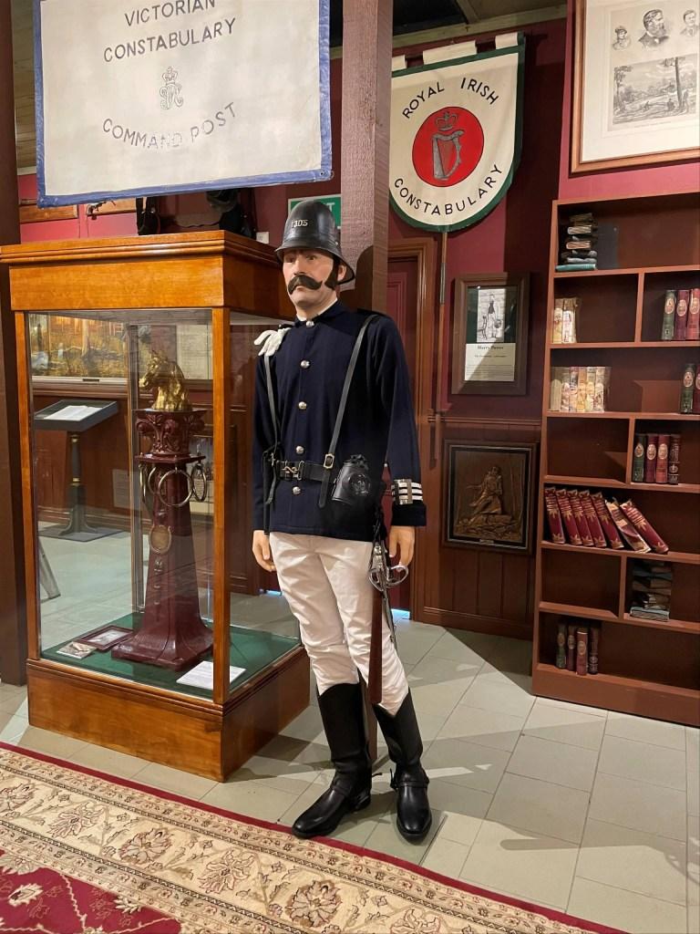 Constable - Glenrowan Tourist Center | Museum figure