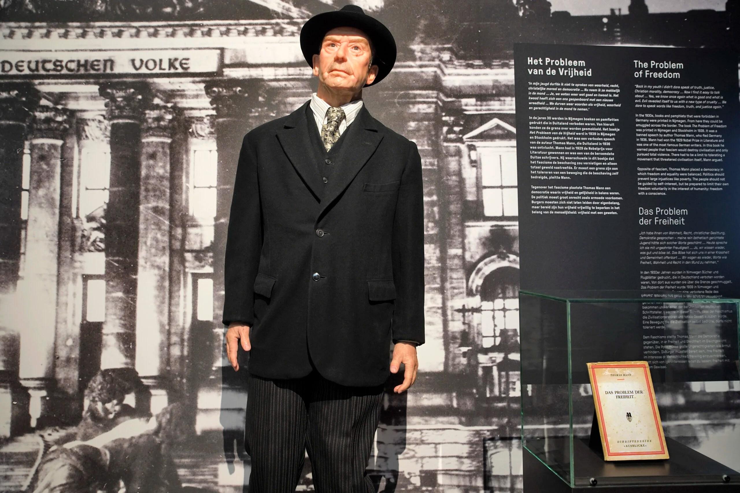 Thomas Mann | Vrijheidsmuseum