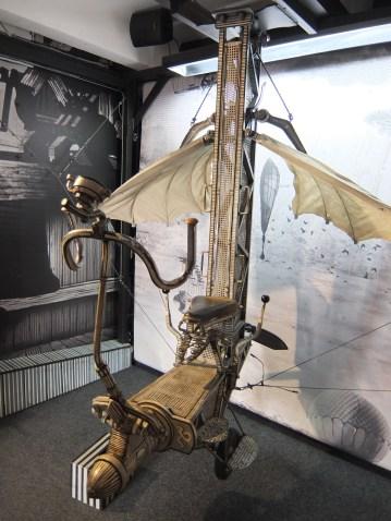 Karel Zeman Flying Machine