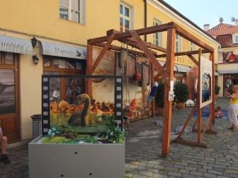 Karel Zeman Museum outside