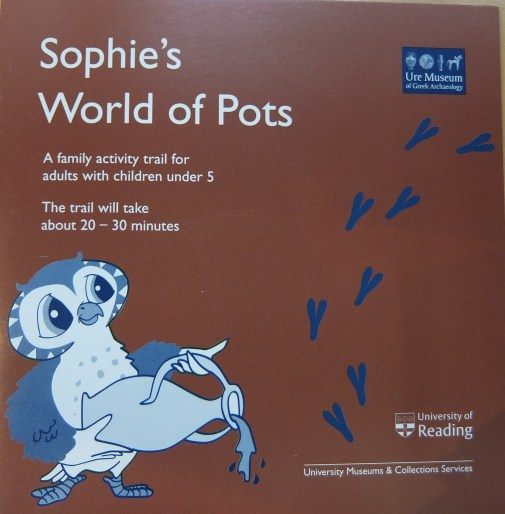 Sophie's World of Pots 1
