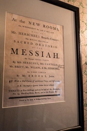 Herschel Concert Flyer