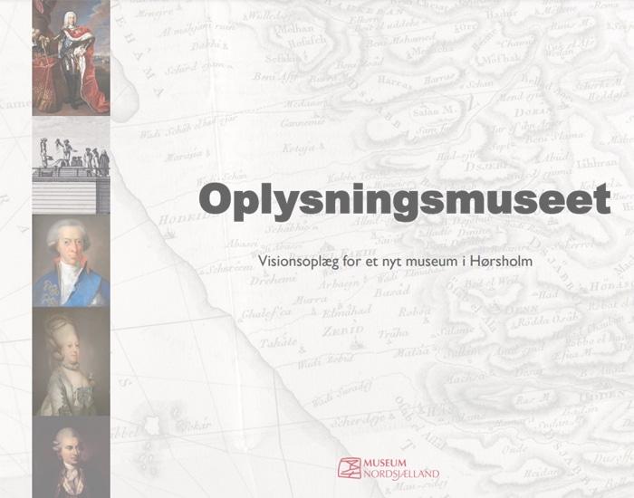 Visionsoplæg - Oplysningsmuseet