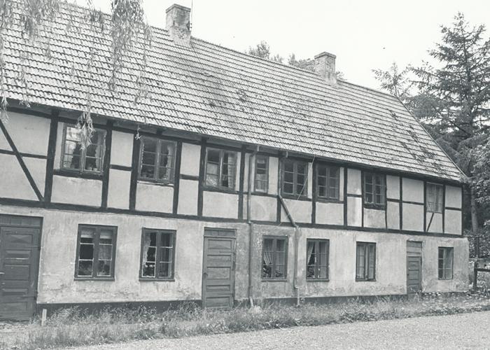 Møllergården, Georg og Valdemar Hansen, Knold og Tot, Hørsholm