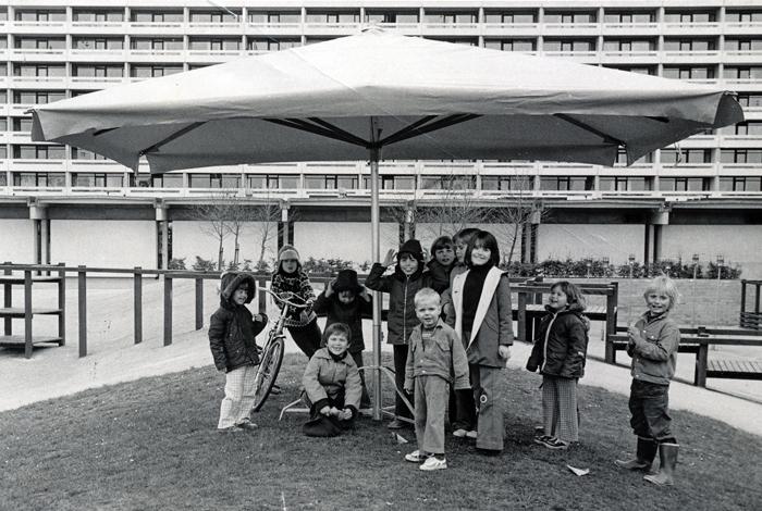 Ådalsparken 1977