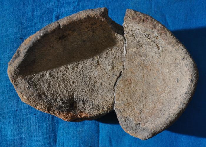 Digel fra bronzestøbning