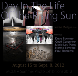 August 2012 Photography Exhibition