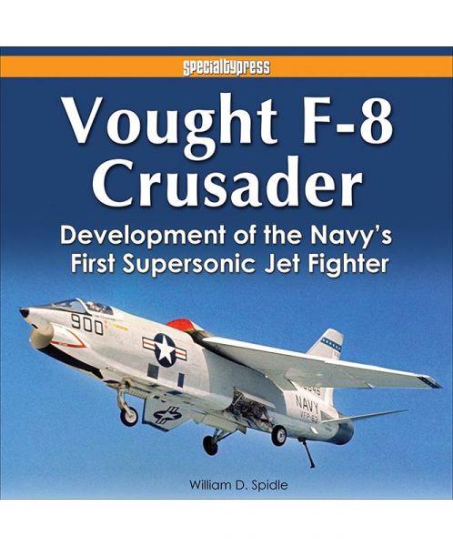 Vought F-8 Crusader : vought, crusader, Vought, Crusader