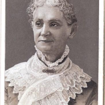 Portrait of Lydia Pinkham