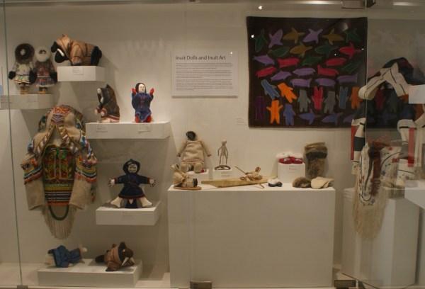 Dolls Museum Of Inuit Art