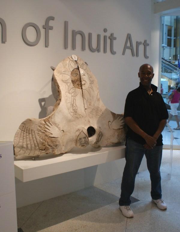 Manasie Akpaliapik Museum Of Inuit Art