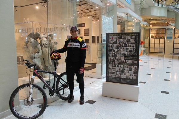 April 2012 Museum Of Inuit Art