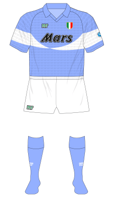 Napoli-1990-1991-Ennerre-maglia-alternative-home-white-shorts-01