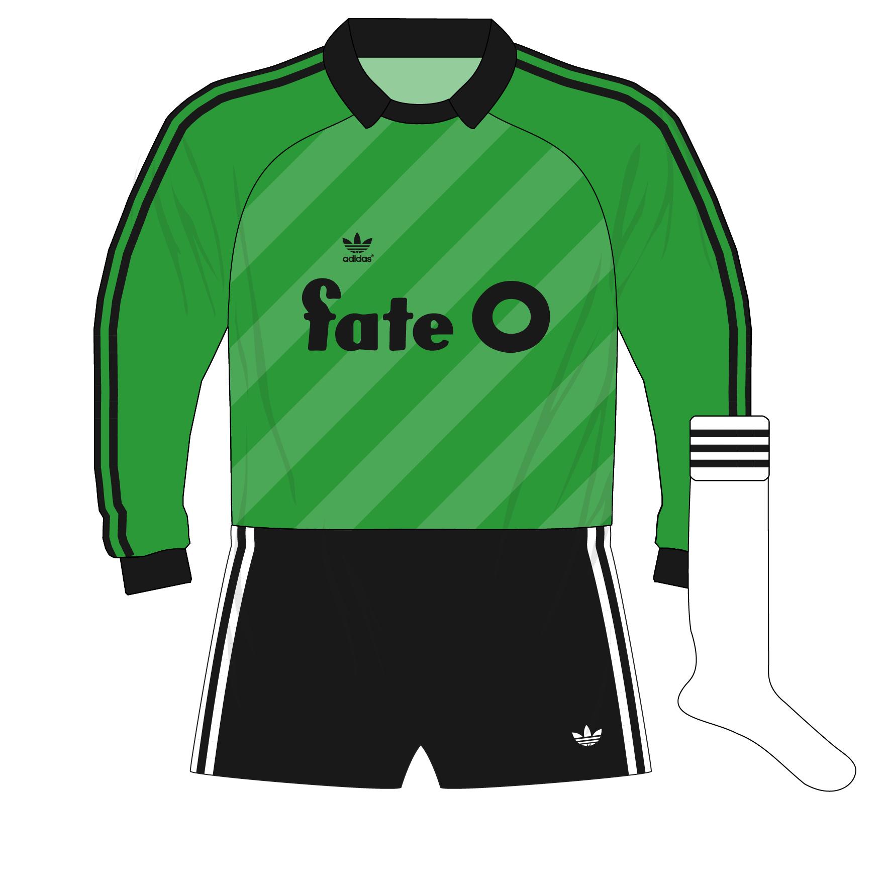 7596e1ad31a The evolution of adidas goalkeeper shirt designs – part 3 – Museum of  Jerseys