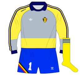 adidas-belgium-grey-goalkeeper-shirt-jersey-1990-preudhomme