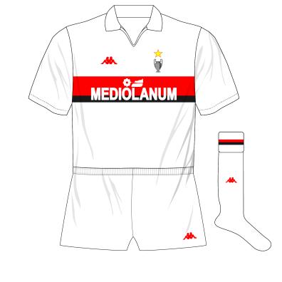 AC-Milan-1989-1990-white-away-kit-shirt-Mediolanum
