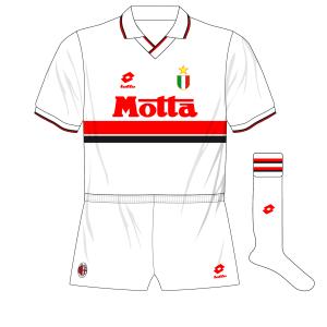 AC-Milan-1993-1994-white-away-kit-shirt-Motta-Lotto