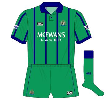Newcastle-United-1993-1995-asics-green-third-kit-shirt