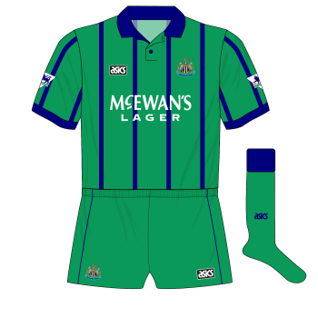 Newcastle-United-1993-1995-asics-green-third-kit-shirt